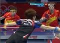 奥运视频-李晓霞回挡击球失误 女团中国VS韩国