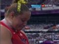 奥运视频-吉利安表现不佳无缘决赛 场外哭泣