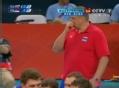 奥运视频-米哈伊洛夫扣底线球 俄罗斯VS塞尔维亚