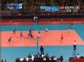 奥运视频-米哈伊洛夫扣杀球 俄罗斯VS塞尔维亚