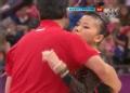 奥运视频-何可欣沉着完成比赛 女子高低杠决赛
