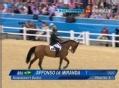 奥运视频-阿方索用时85.58秒 马术团体障碍赛