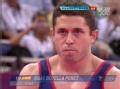 奥运视频-波特拉前手翻稳稳落地 男子跳马决赛