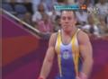 奥运视频-拉迪维洛夫屈体2周空翻 男子跳马决赛
