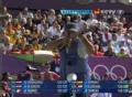 奥运视频-费哈德精准射红心 飞碟男子多向决赛
