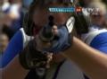 奥运视频-迈克尔精准射击命中 1枪回归领先位置