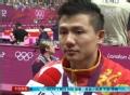 奥运视频-吊环王遗憾摘银 称自己已经没有遗憾