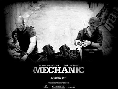机械师 海报