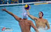 奥运图:美国水球不敌匈牙利 准备投球