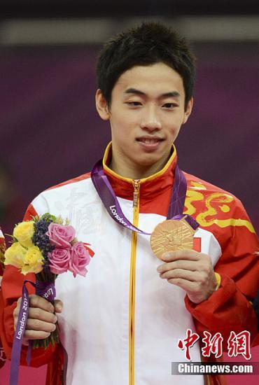 邹凯女友否认奥运后结婚 曾发誓再也不看他比赛