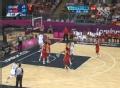 奥运视频-队友助博阿藤演空接 男篮中国VS英国