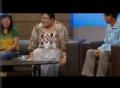 奥运视频-周璐璐与父母拥抱落泪 节目现场秀裙子