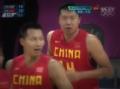 集锦-王治郅结束奥运之旅 追风少年暴扣不言老