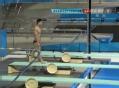 奥运视频-秦凯反身翻腾三周半 果断完成动作