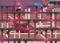 奥运视频-刘翔摔倒单腿跳到终点 赢得对手尊重