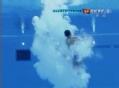 奥运视频-克瓦沙姿态完美 跳水三米板半决赛