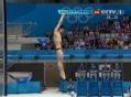 奥运视频-秦凯走板完成效果充分 得高分91.20分