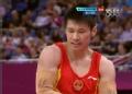 奥运视频-张成龙双杠决赛意外落地 得分13.808