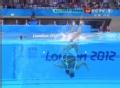 奥运视频-美国队末段显难度 花样游泳双人决赛
