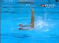 奥运视频-英国队引全场沸腾 花样游泳双人决赛