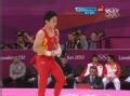 奥运视频-邹凯用最高难度 获16.366分暂列第一