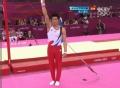 奥运视频-韩国选手环身360度旋跃 男子单杠决赛