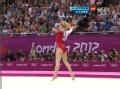 奥运视频-俄罗斯选手连续出界 女子自由操决赛