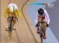 奥运视频-自行车争先赛郭爽0比2败北 无缘决赛