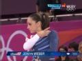 奥运视频-韦伯跳转体失误出界 女子自由操决赛