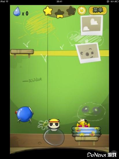 游戏的每个关卡内容都不相同,难度循序渐进,在游戏的过程中,玩家时常会借住到关卡中提供的水、喷水枪等道具来完成目标,只不过游戏的手感欠佳,导致关卡元素越丰富,玩着就略显不顺手。