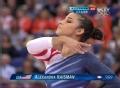 奥运视频-美国选手莱斯曼夺冠 女子自由操决赛