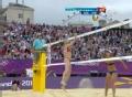 奥运视频-张希薛晨网前2次轻吊 女子沙排半决赛