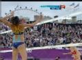 奥运视频-张希倒地救球 薛晨扣杀上演防守反击