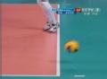 奥运视频-克鲁兹跳发得分 女排美国VS多米尼加