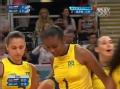 奥运视频-克劳蒂诺扣杀得手 女排俄罗斯VS巴西