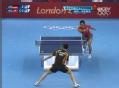 奥运视频-唐鹏快速直线抽杀 男乒团体铜牌赛