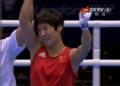 奥运视频-任灿灿10-8进入决赛 拳击女子51公斤