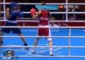 奥运视频-泰穆连续组合拳轰击 拳击女子60公斤