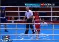奥运视频-乔内瓦抡臂裁判警告 拳击女子60公斤
