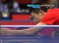 奥运视频-马龙反手反拉变向快攻 乒乓男团决赛