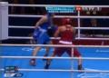 奥运视频-奥琪佳娃连续后手拳 拳击女子60公斤