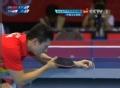 奥运视频-马龙侧身抢拉直击空当 乒乓男团决赛