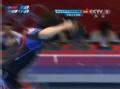 奥运视频-柳承敏接球失误再送1局 乒乓男团决赛