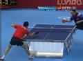 奥运视频-马龙反手轻挑直线得手 乒乓男团决赛