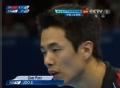 奥运视频-朱世赫斜线削球扳回1局 乒乓男团决赛
