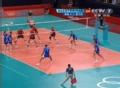 奥运视频-斯坦利扣杀逼底线 男排美国VS意大利