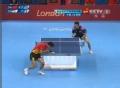 奥运视频-张继科勾手球绝杀对手 乒乓男团决赛