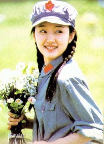 杨钰莹,中国著名女歌手,内地歌坛第一玉女。