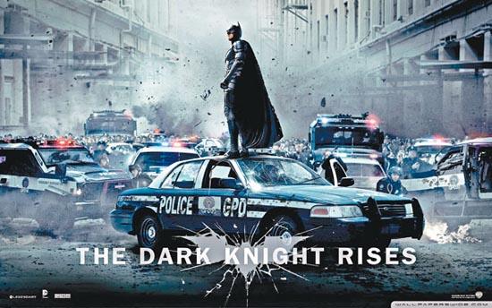 《蝙蝠侠3》海报