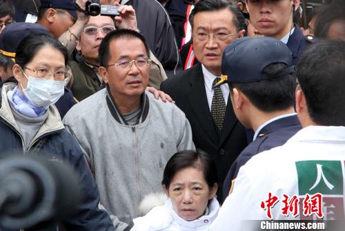 狱方否认陈水扁已写好遗书 坦承其在监狱有礼遇